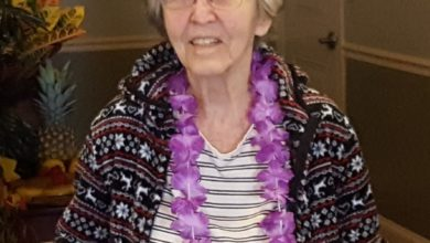 Photo of Mildred Eleanor Henderson Obituary