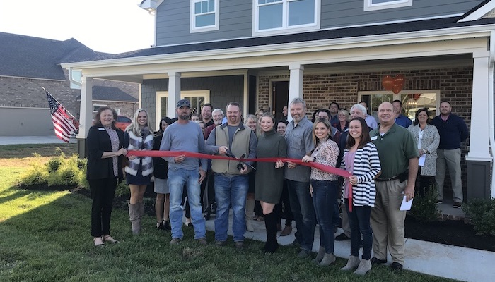 Ribbon Cutting for Angler's Retreat