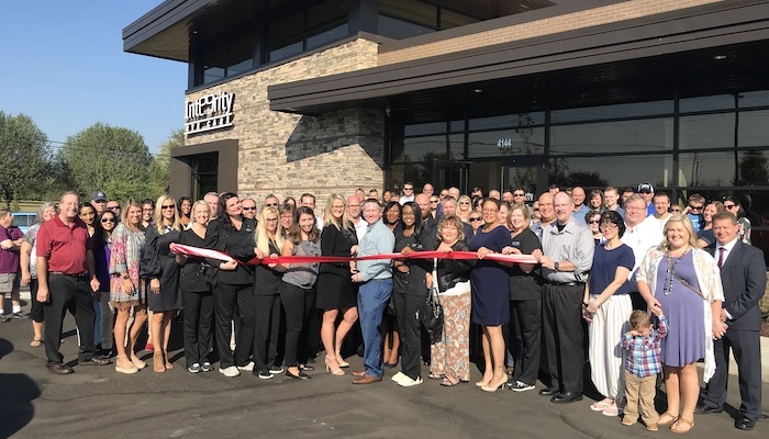 Ribbon Cutting for Integrity Eye Care