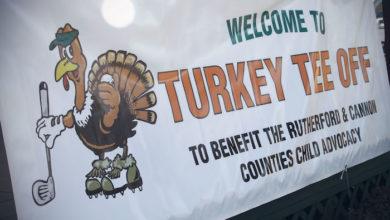Turkey Tee Off Golf Fundraiser