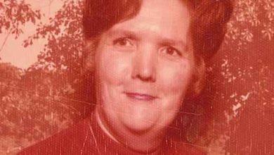 Photo of Evelyn Glenn (Newman) Irvin Obituary