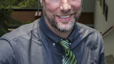 Photo of Jim Luebbering joins Planning Department as Project Engineer
