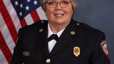 Murfreesboro Fire Rescue Department Assistant Chief-Medical Services Kim Lawson