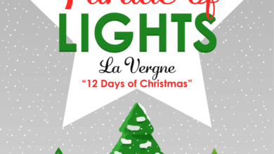 La Vergne Parade of Lights 2019
