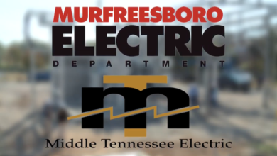 Photo of TVA Power Line Problem Results in Power Outage for North Rutherford County