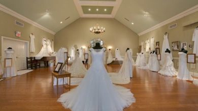 Photo of Oaklands Mansion presents the 2020 wedding dress exhibit