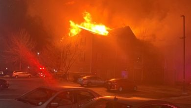 Fire at 1540 Place Apartments in Murfreesboro
