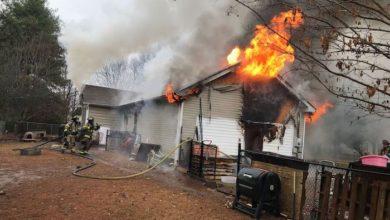 Fire at 2300 block of Centertree Dr Murfreesboro