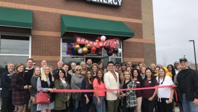 Photo of Ribbon Cutting for The Boro Nutrition