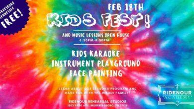 Photo of Ridenour Academy Kids Fest!