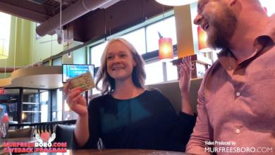 Surprise tip for Bar Louie Server