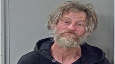 Photo of Man arrested for arson, accused of setting fire outside business