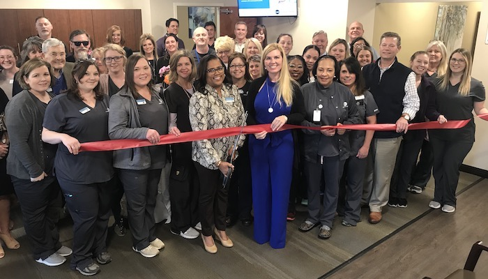 Ribbon Cutting for Center for Diagnostic Imaging