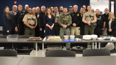 Photo of Happy Birthday Rutherford County Traffic Safety Task Force