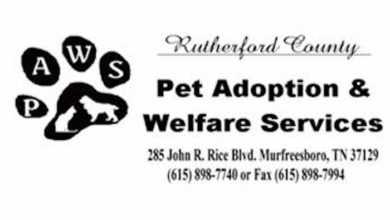 PAWS of Rutherford County