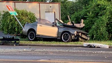 Photo of Medical Center fatal crash