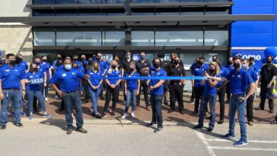 Photo of Ribbon Cutting and Grand Opening for Best Buy