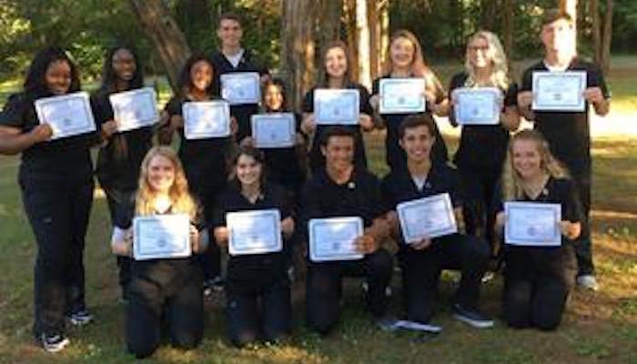 Certified Nursing Assistant summer program