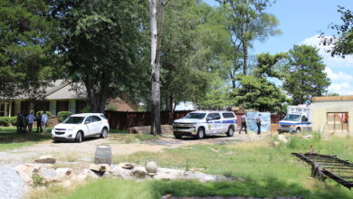 Photo of RCSO detectives investigate murder