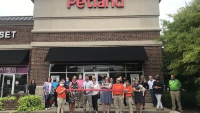 Photo of Ribbon Cutting for Petland