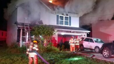Photo of Quick Thinking Child, Teens Escape House Fire