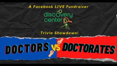 Photo of Virtual Trivia! – Doctors Vs. Doctorates