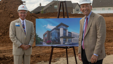 Photo of Ground-Breaking Ceremony for Ascension Saint Thomas New Salem Surgery Center