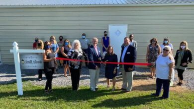 Photo of Ribbon Cutting for Smith Family Funeral & Cremation Services