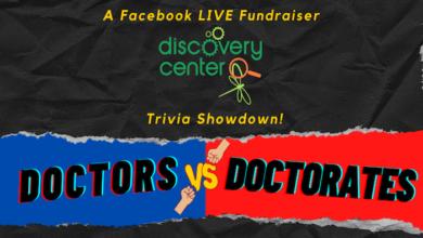 Photo of Trivia Fundraiser – Doctors vs Doctorates