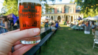 Photo of 6th Annual Oktoberfest at Oaklands Mansion