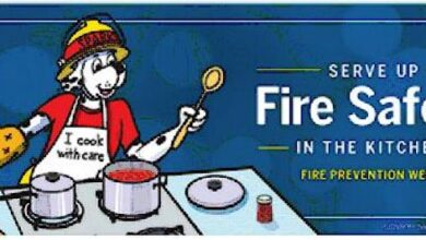 Photo of State Farm teams up with Murfreesboro Fire Department to serve up kitchen safety