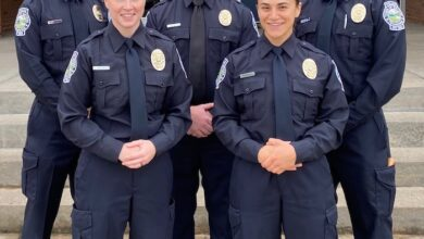 Photo of Five Smyrna Police Officers Graduate from the Tennessee Law Enforcement Training Academy