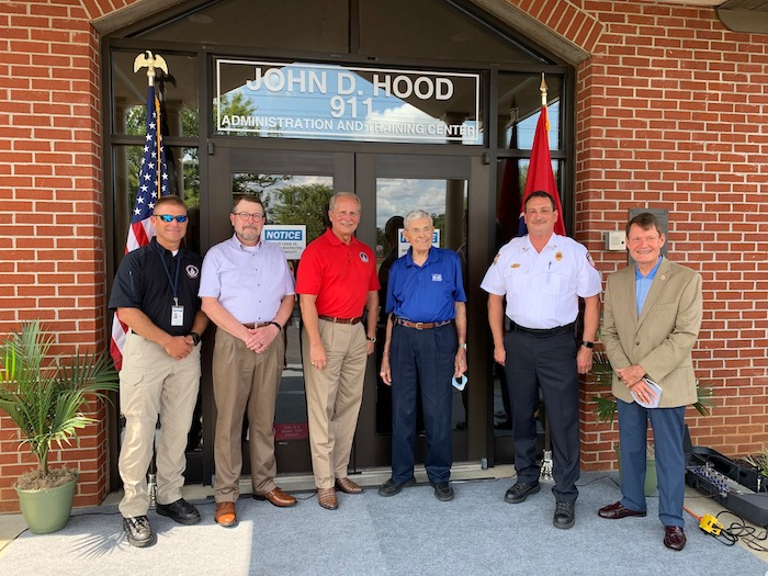 John Hood 911 Training Center