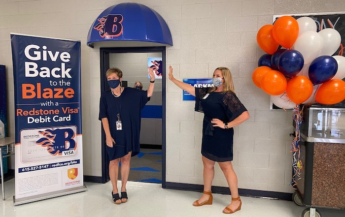 New Redstone Federal Credit Union Blackman branch opens