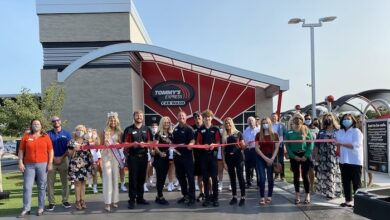 Photo of Ribbon Cutting for Tommy's Express Car Wash