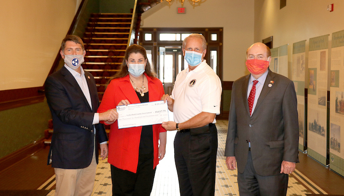 Rutherford Co Check Presentation