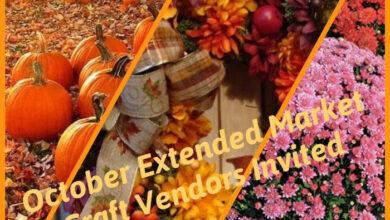 Saturday Market to continue through October