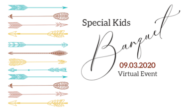 """Photo of Special Kids Hosts """"Virtual"""" Banquet"""