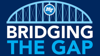 Photo of MTSU launches 'Bridging the Gap' campaign to honor untapped scholarships for eligible students