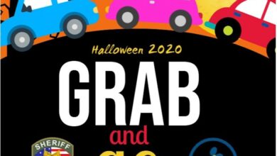 Photo of Halloween 2020 Grab and Go