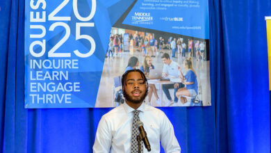 Photo of MTSU launches Quest 2025 to expand, extend student success