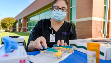 Photo of MTSU fall drug take-back day collection yields 68 pounds