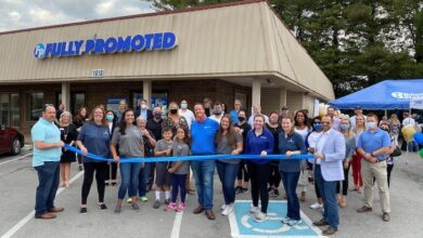 Photo of Ribbon Cutting & One Year Celebration for Fully Promoted Murfreesboro