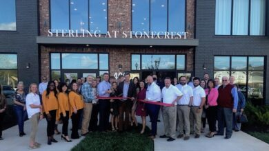Ribbon Cutting for Sterling at Stonecrest