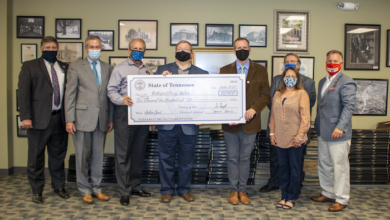 Photo of Rutherford  County Archives receives $2500 grant
