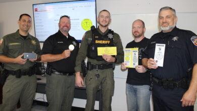 Photo of Sheriff's office adds yellow dot program