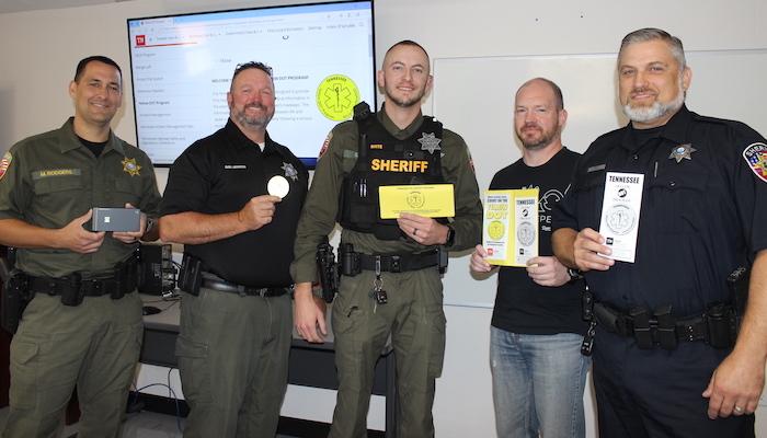 Sheriff's yellow dot program