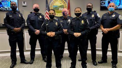 Smyrna Police New Officers