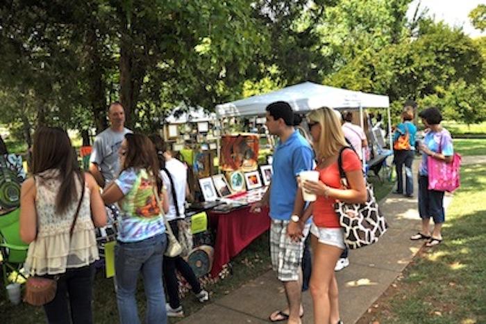 2021 Greenway Art Festival