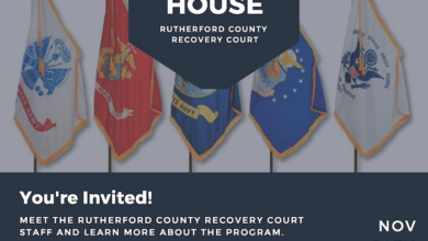 Recovery Court Open House